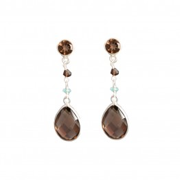 Myra Smoky quartz