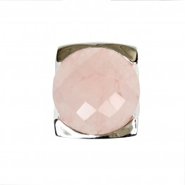 Bague Lola Quartz rose